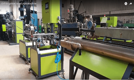 Round Pipe Production Line